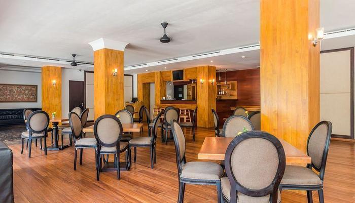 ZenRooms Sriwijaya Legian Kuta Bali - Restoran