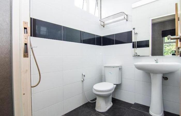 Rumah Singgah Griya H47 Semarang - Kamar mandi
