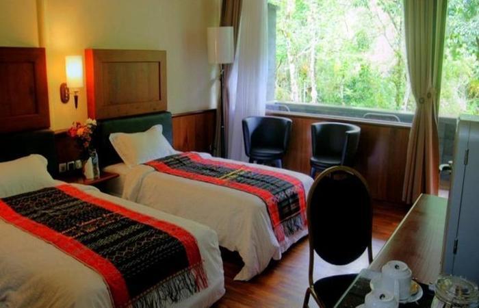 Taman Simalem Resort Danau Toba Merek - Kamar tamu