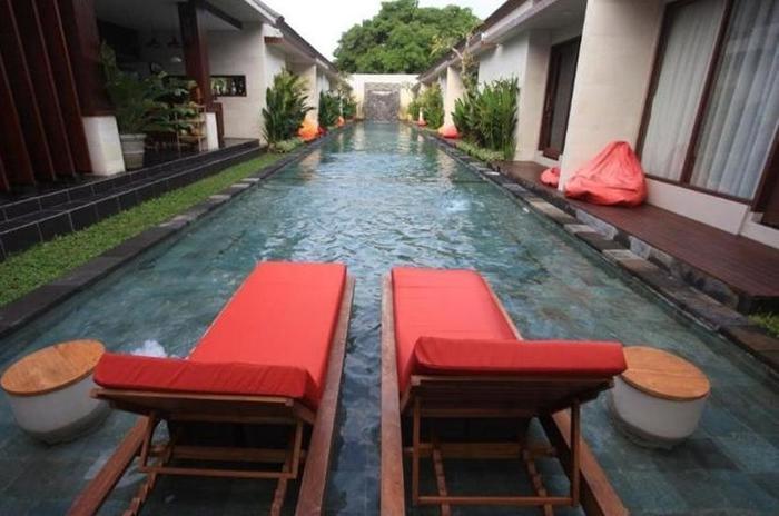 La LEELA Jimbaran Bali - Kolam Renang