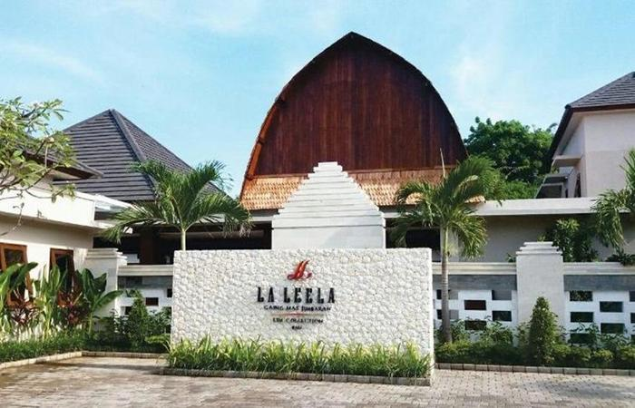 La LEELA Jimbaran Bali - Eksterior