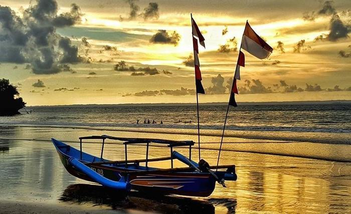 Horison Palma Pangandaran - Pantai Pangandaran
