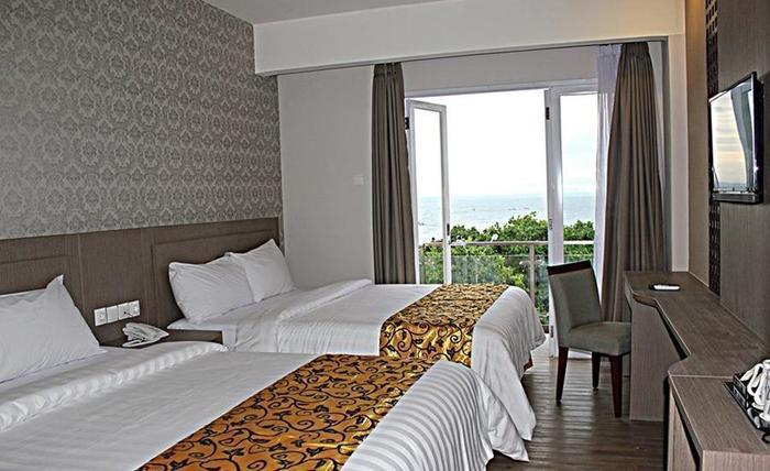 Horison Palma Pangandaran - Kamar tamu