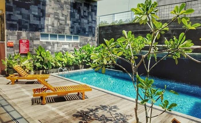 Horison Palma Pangandaran - Kolam Renang