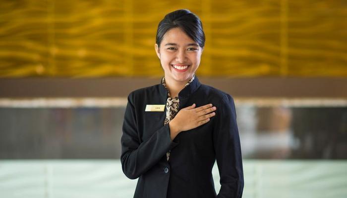 Horison Palma Pangandaran - Staf hotel