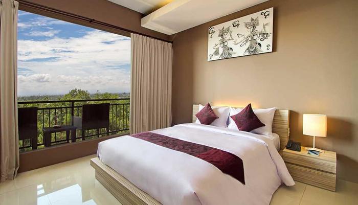 Den Bukit Suites Jimbaran - Kamar Tamu