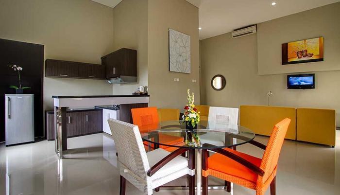 Den Bukit Suites Jimbaran - Ruang Makan