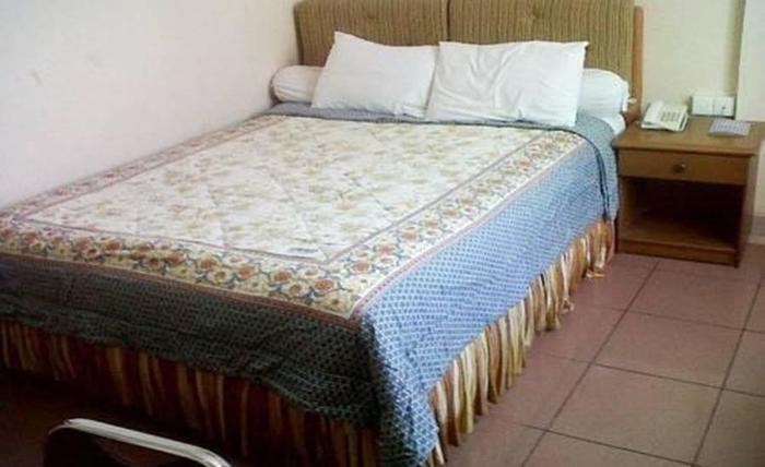 Hotel Simpatik Syariah Balikpapan - Kamar tamu