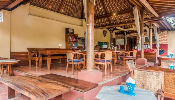 ZenRooms Ubud Jalan Andong Bali - Restoran