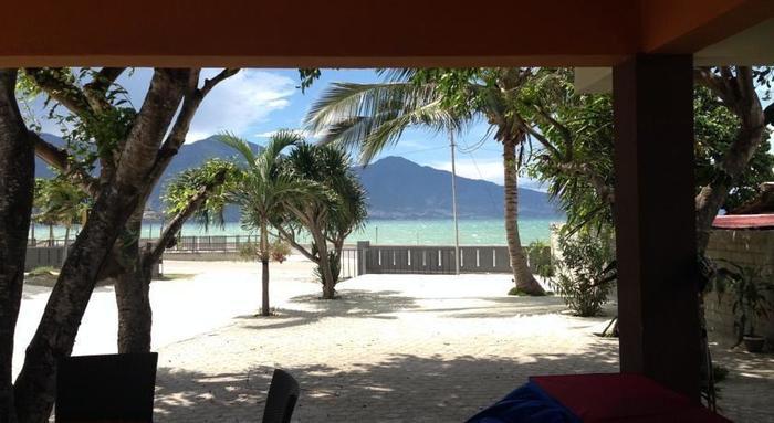 Kampoeng Nelayan Hotel Palu - Pemandangan