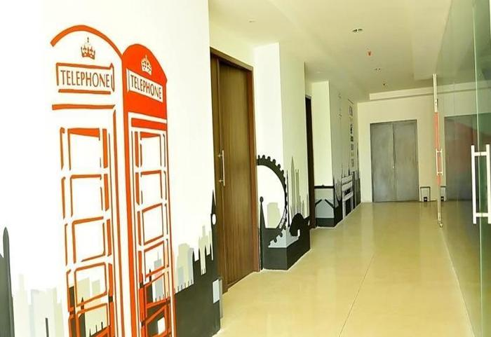 Summer Bed and Breakfast Hotel Banjarmasin - Interior