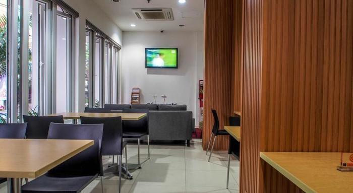 M Hotel  Jakarta - Restaurant
