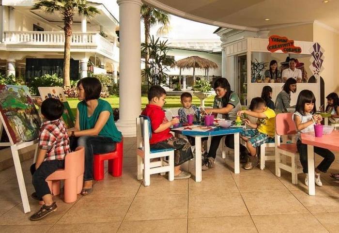 Yasmin Resort Puncak - Fasilitas Bermain