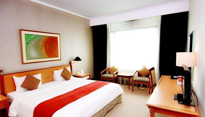 Hotel Menara Peninsula Jakarta - Single bed