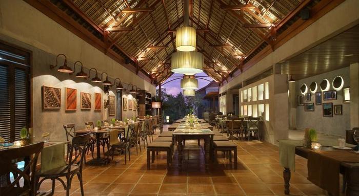 Alaya Resort Ubud Bali - Restaurant