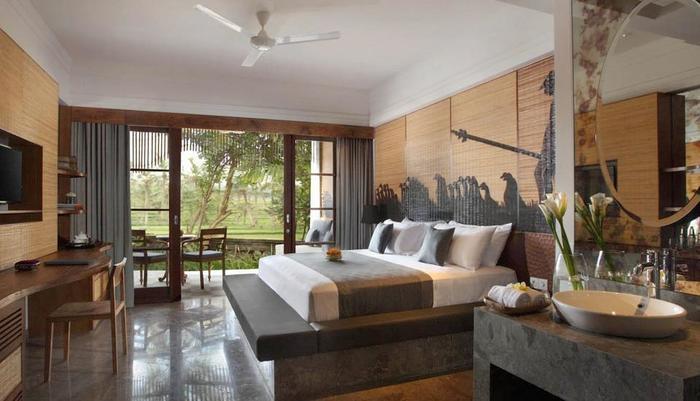 Alaya Resort Ubud Bali - Kamar Tamu