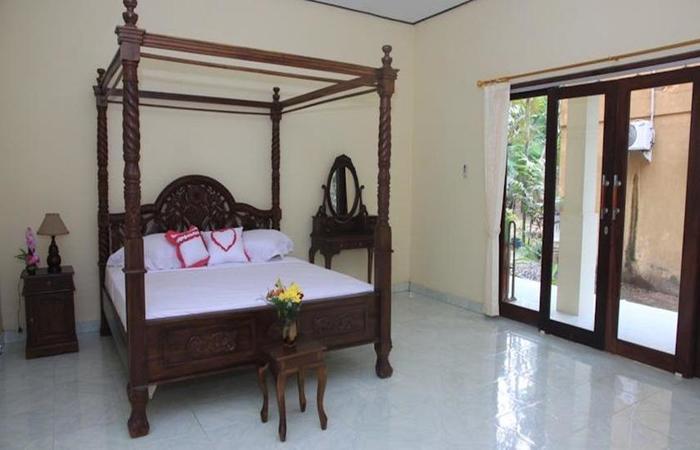 Rising Star Beach Resort Amed Bali - Kamar Deluxe Garden