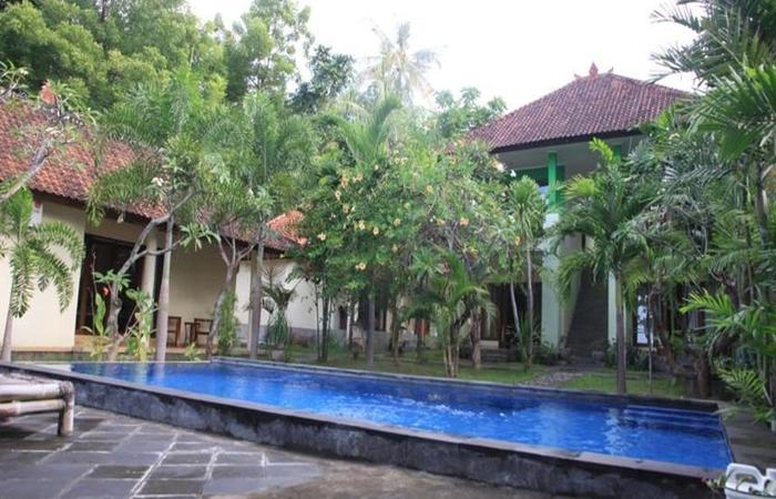 Rising Star Beach Resort Amed Bali - Kolam Renang