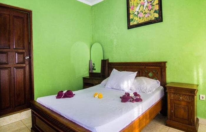 Rising Star Beach Resort Amed Bali - Kamar Standard