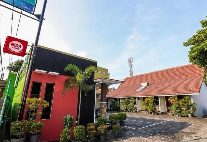 NIDA Rooms Ring Road Utara 14 Jogja - Penampilan