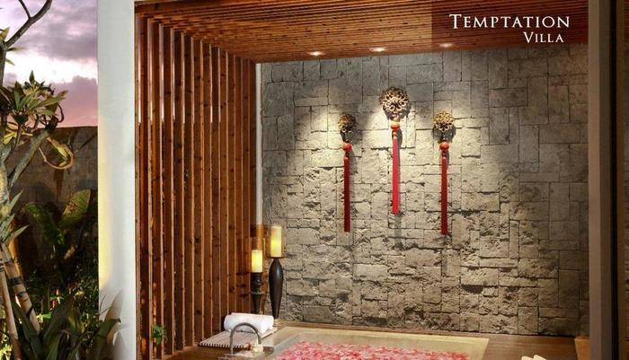 Berry Amour Villas Bali - Temptation Villa