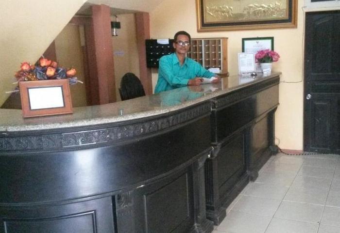 Hotel Sanggam Berau - Lobi