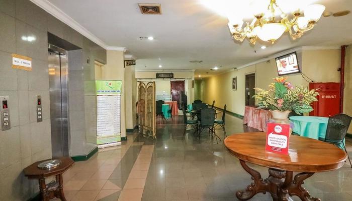 NIDA Rooms Pringgodani 22 Affandi Jogja - Interior