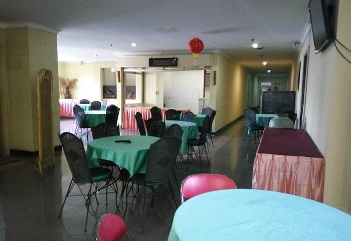 NIDA Rooms Pringgodani 22 Affandi Jogja - Restoran