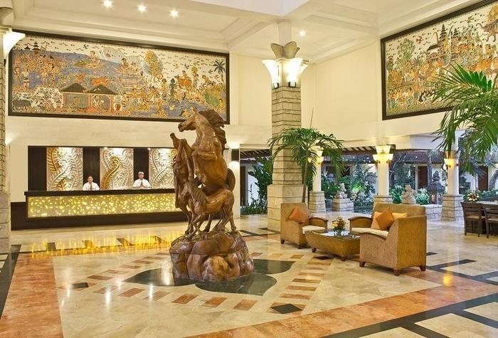 Bali Rani Hotel Bali - Lobi