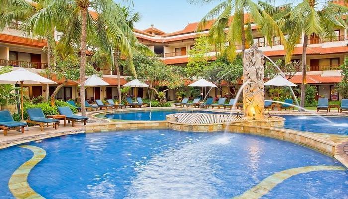 Bali Rani Hotel Bali - Kolam Renang