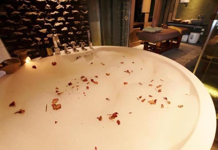 Eska Hotel Batam - Kamar mandi