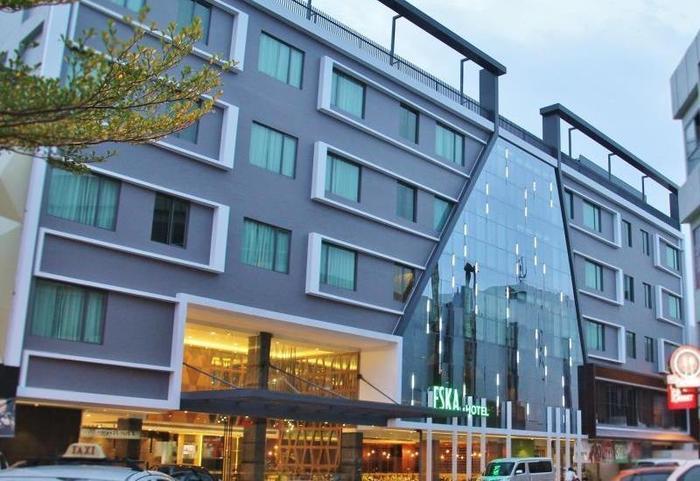 Eska Hotel Batam - Eksterior