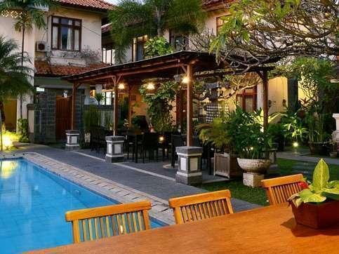 Villa Bunga Bali Bali - Restoran