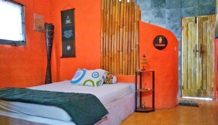 Rumah Warna Bali Bali - Kamar