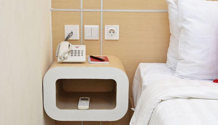 ZEN Rooms Raya Mastrip Surabaya - Kamar Double