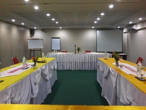 Melasti Beach Bungalow Bali - Ruang Rapat