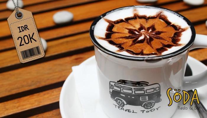 THE 101  Dago - Coffee