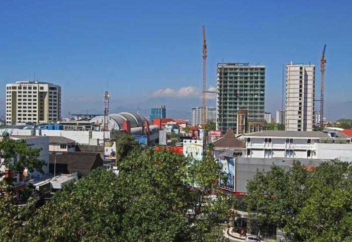 THE 101  Dago - Hotel View