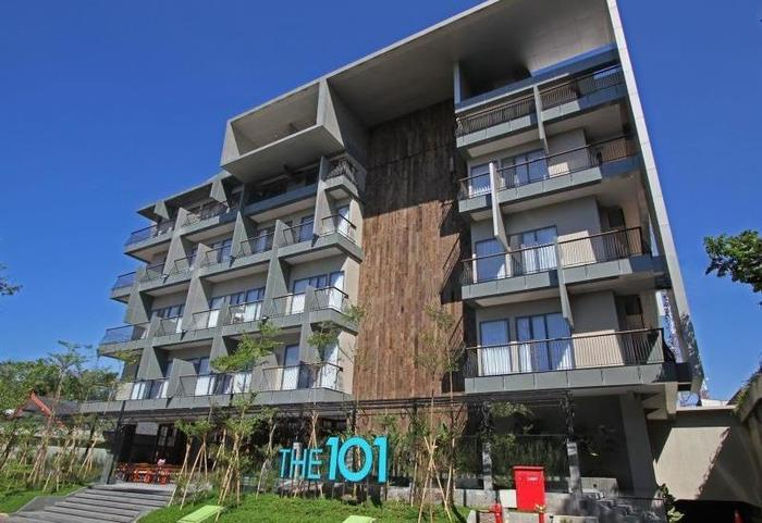 THE 101  Dago - Hotel Building