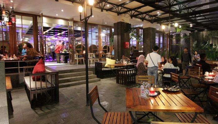 THE 101  Dago - Restaurant