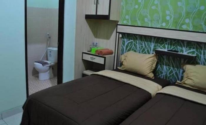 Galaxy Hotel and Convention Yogyakarta - Kamar