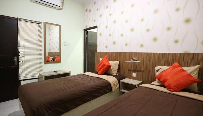 Galaxy Hotel and Convention Yogyakarta - room 5