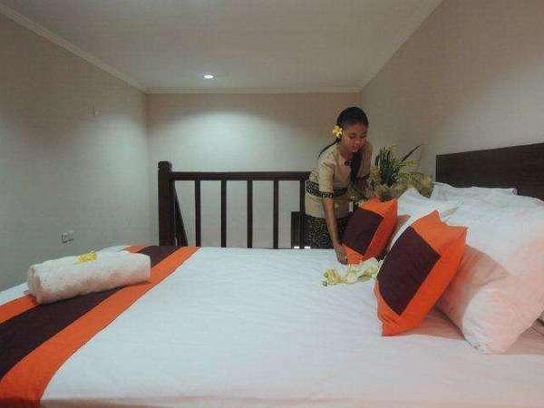 Griya 18 Bali - Double Bedroom