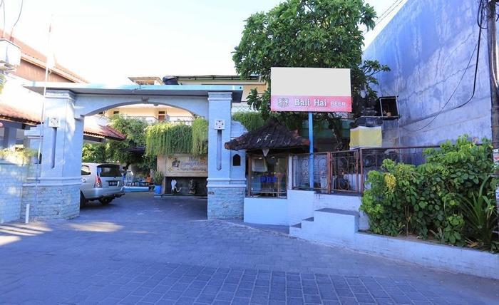 RedDoorz @ Legian Lebak Bene Bali - Eksterior