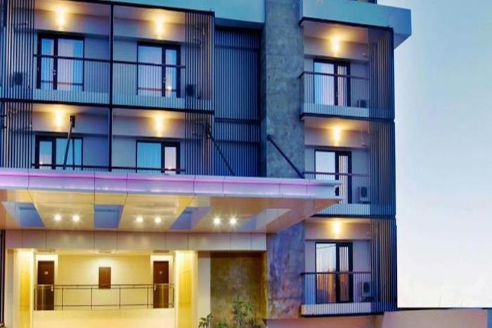 Quest Hotel Kuta - Tampilan Luar Hotel