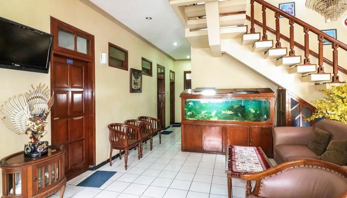 NIDA Rooms Kaliurang Gang Ladrang - Lobi