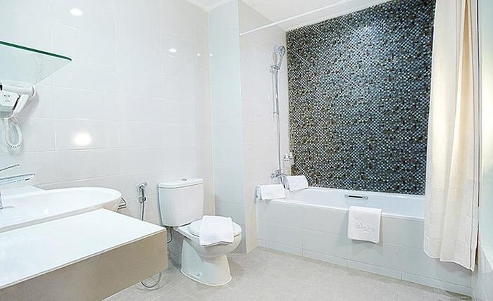 Ruby Hotel Syariah Bandung - Kamar mandi