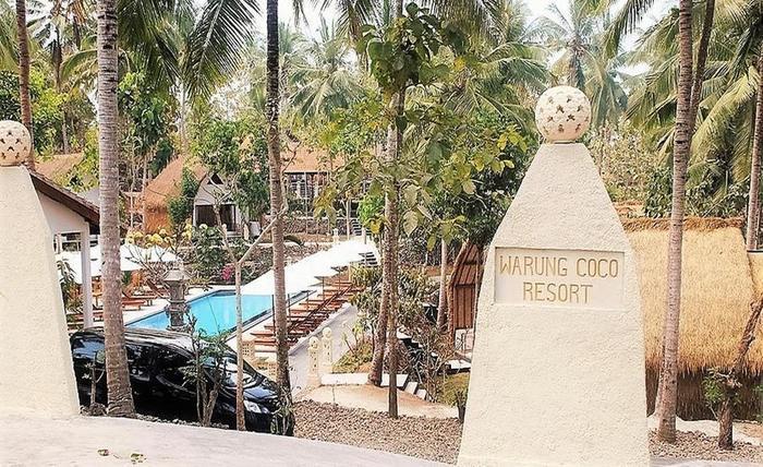Coco Resort Penida Bali - Kolam Renang