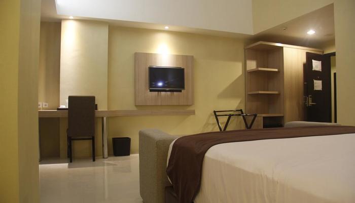 The Sun Hotel Madiun - Kamar Tamu Superior