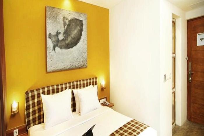 Greenhost Hotel Jogja - Kamar Tamu